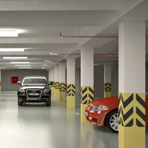 Автостоянки, паркинги Гуся Железного