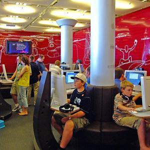 Интернет-кафе Гуся Железного