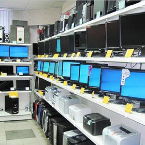 Компьютерные магазины Гуся Железного