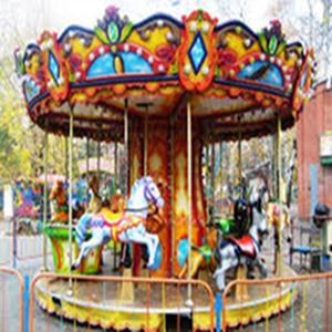 Парки культуры и отдыха Гуся Железного