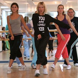 Школы танцев Гуся Железного