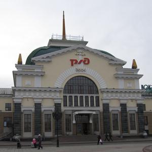 Железнодорожные вокзалы Гуся Железного