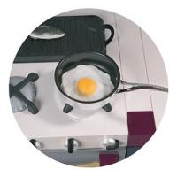Столовая Окская - иконка «кухня» в Гусе Железном